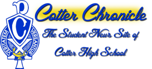 The student news site of Cotter High School