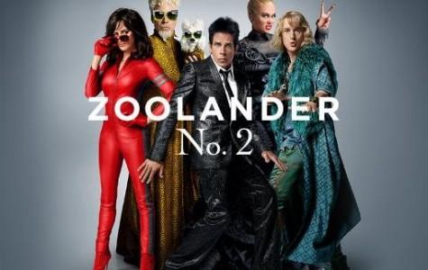 Zoolander 2:  a true Narcisstinko