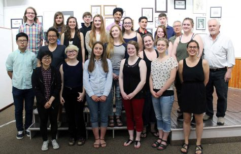 Teen Voices book launch culminates year long project