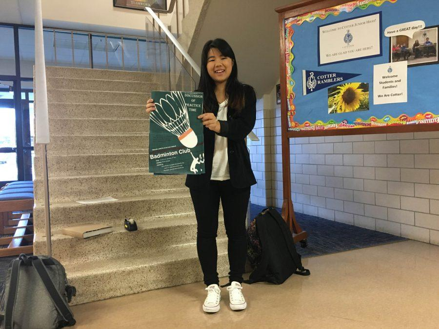 Badminton anyone?  Students convince administration to start club