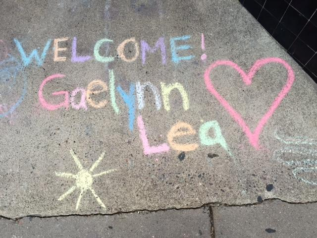 Gaelynn Lea: winning the battle