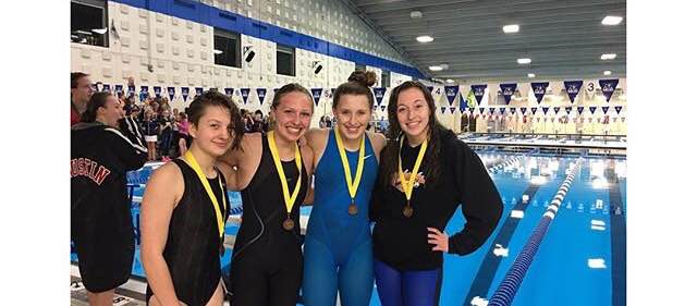 Whyte and Hoffman swim to State