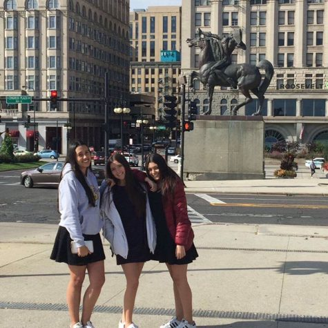 Colombian students reflect on their semester at Cotter