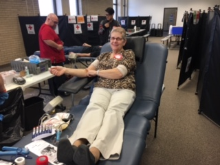 Cotter holds semiannual blood drive