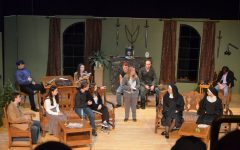 Murder Can Be Hilarious….if it's the Spring play