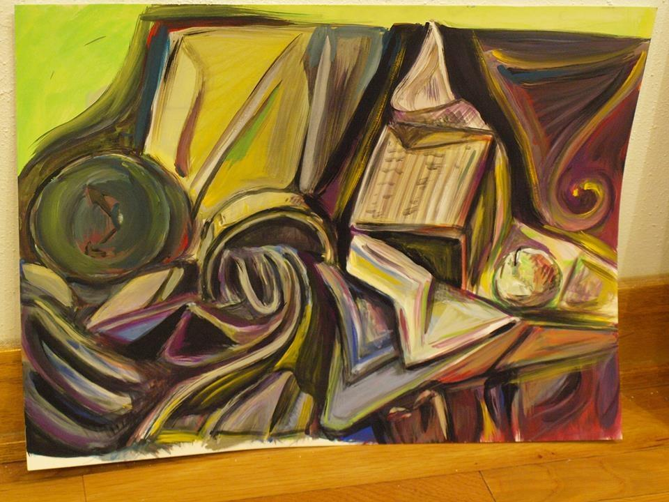 Student Artist  Competes in  Chicago