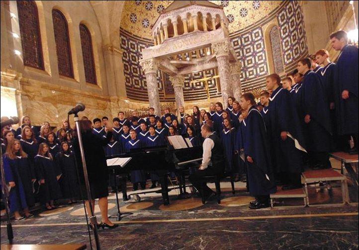 Cotter Choir Christmas Season in Full Swing