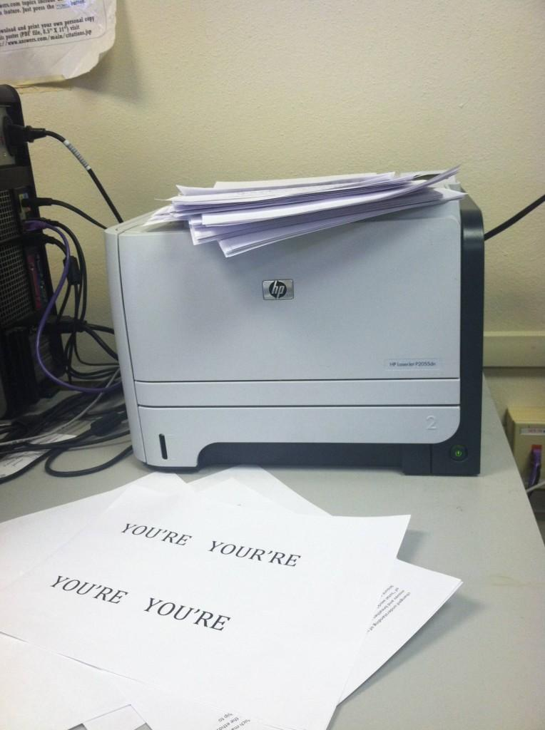 The Case for a Paperless Cotter