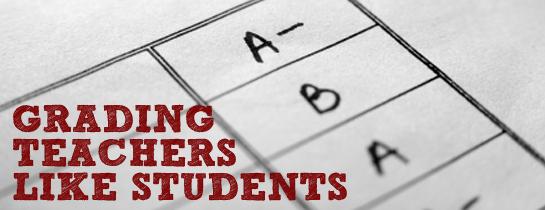 Students Grade Teachers