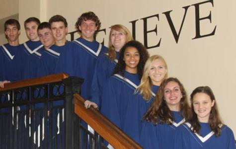 Students Participate in Eau Claire and WSU Honors Choir