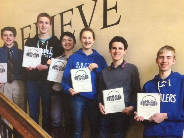 Music Listening Team Has Solid Showing At Regional Competition