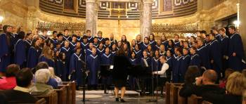 Cotter Choir Christmas Concert Carries Cheerful Celebration