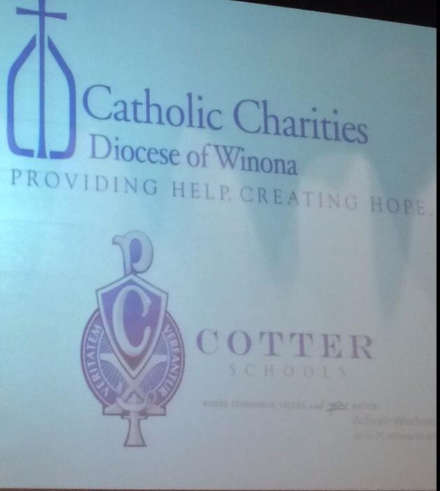 The Catholic Charities Cotter Challenge