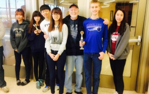 Chess team takes title in Rochester
