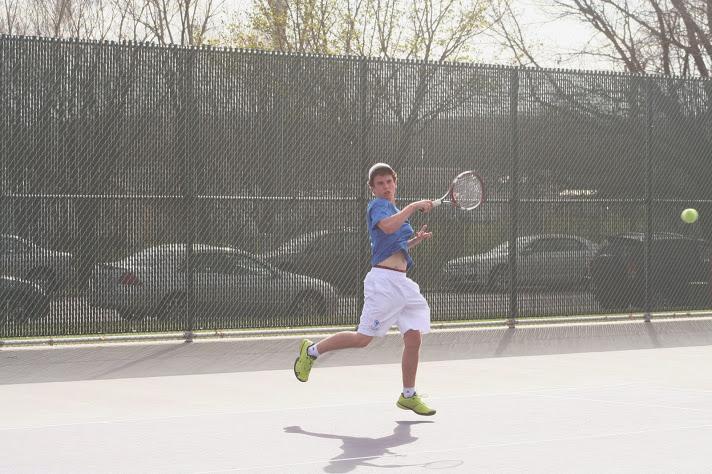 Rambler tennis, Ortega both going strong