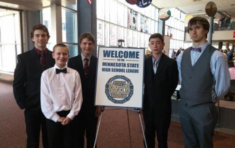 Speech Team takes Three Rivers title, sends 5 to State