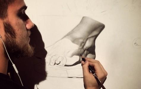 Cotter grad moving forward in Los Angeles art world