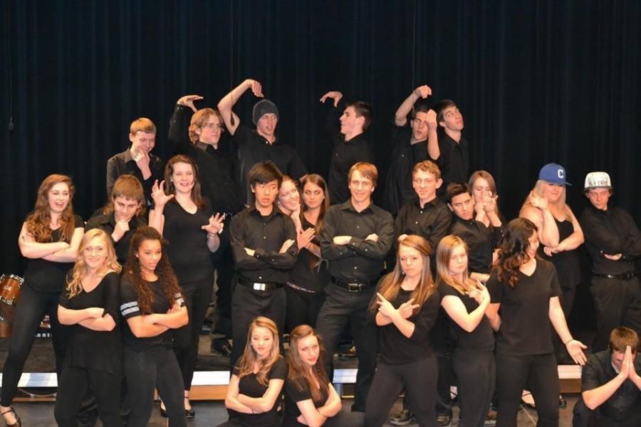 Show Choir Concert Rocks St. Cecilia Theater