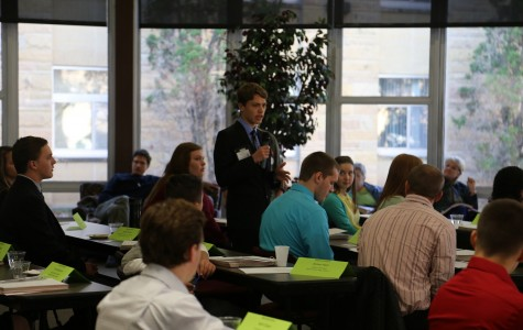Students See Great Success at Model Legislature