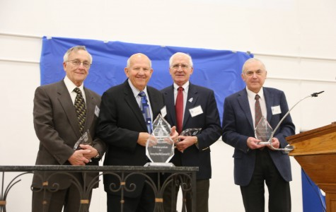 HEF benefactors recognized at Founders Day