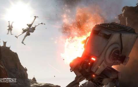 Star Wars: Battlefront Review: May the Force be with you, and also spare time