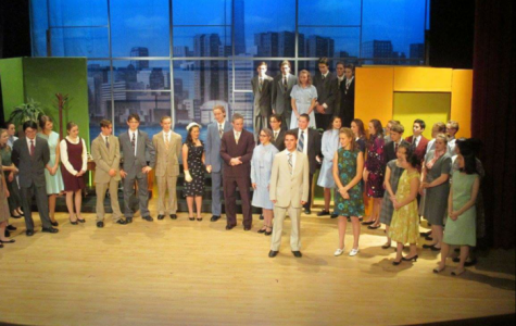 "Cotter Musical Knows ""How to Succeed"""