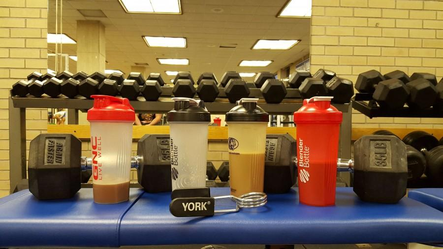 Swole Acceptance: Cotter pumps up the weight room