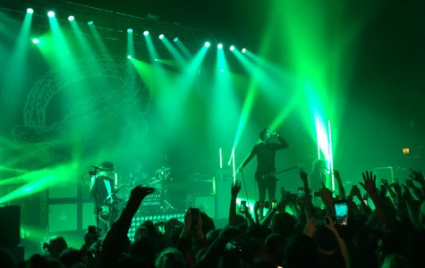 Catfish and the Bottlemen take crowd for a ride at the Riviera
