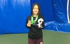 Cindy Li earns 4th trip to State