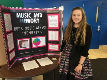 Science Fair projects impress crowd