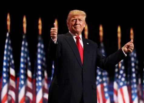 President Trump at 100 days