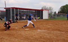 Softball team tries to overcome bad break