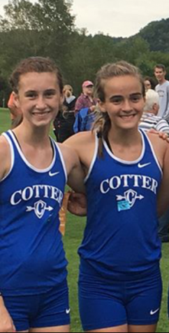 Return of Pings and increased numbers give Girls Cross Country high hopes