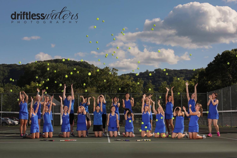New coach hoping to take girls' tennis to winning record