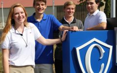 Four earn commended scholar status