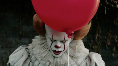 Seeing Pennywise is not pound foolish