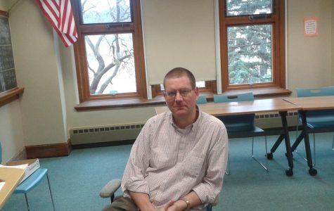 Steven Stevenson named Top Notch Teacher