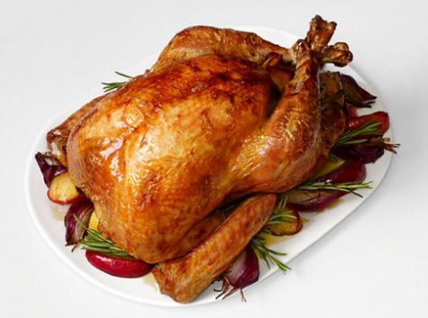 What's your favorite part of Thanksgiving meal?