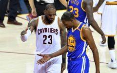 Durant vs LeBron:  It's not even close