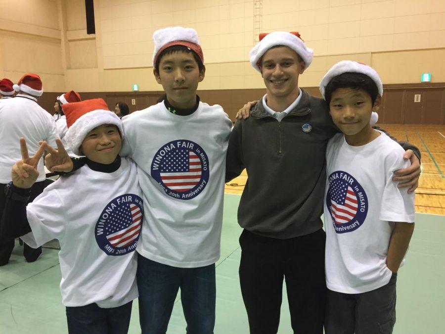 Winona-Misato sister city relationship continues to flourish