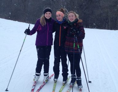 Cotter's Nordic Skiers