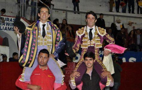 Fiestas, toros, y  boda: Christmas break in Mexico
