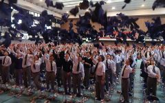 Graduation in Japan