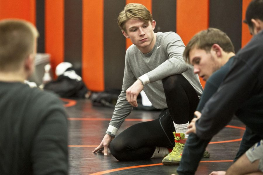Jack Vaselaar: all-time Winona wrestling wins leader goes out in style