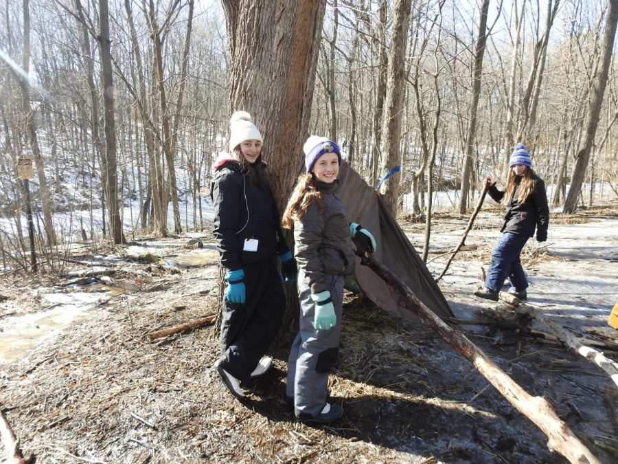 Junior High takes trip to Eagle Bluff