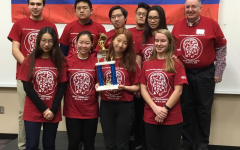 Math team has another strong showing at State competition