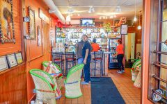 Dilla's: five star Ethiopian cuisine