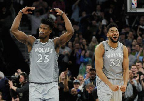 Playoff basketball returns to Minnesota