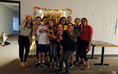 Student Council hosts Junior High Fun Night