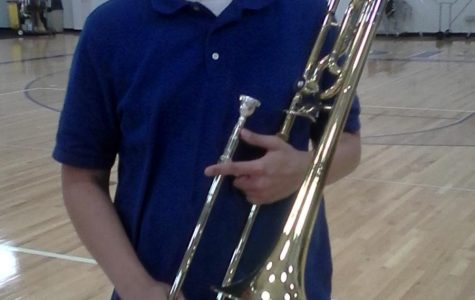 All-State tubaist takes his talents to trombone